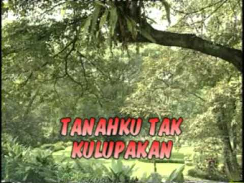 Karaoke | Tanah Airku video