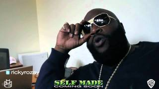 RICK ROSS MAYBACH MUSIC / WARNER BROS. RECORDS WORLD TAKEOVER