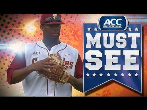 FSU's Jameis Winston Shows Off His Arm - ACC Must See Moment