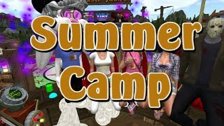Giant snail race 519 18 June 9 Summer Camp