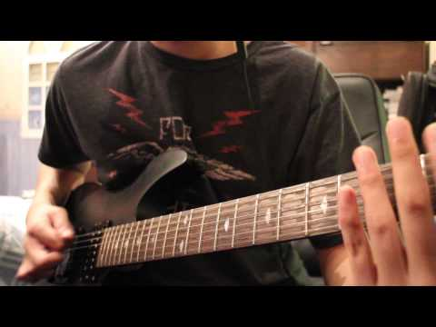 Breaking Benjamin - Until The End (guitar Cover) video