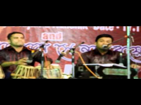 Aami Je Jolshaghore Live performance by Rajdeep