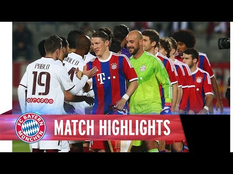 Highlights Qatar Stars 1 - 4 FC Bayern