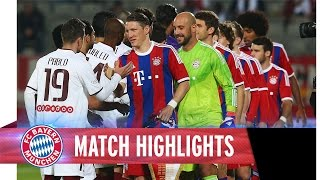 Highlights Qatar Stars 1 - 4 FC Bayern