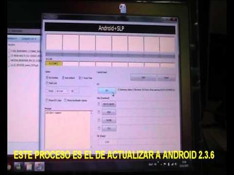 Tutorial Rootear y Actualizar a Android 2.3.6 Galaxy S2