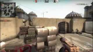 CS:GO Iceman Dust2 Movie