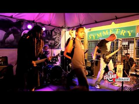Incert Coin - Silence Wins (Live@ 3rd Element 2013 at New Age)