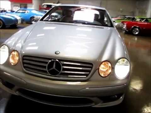 2005 mercedes benz cl55 amg for sale youtube for Mercedes benz cl55 amg for sale