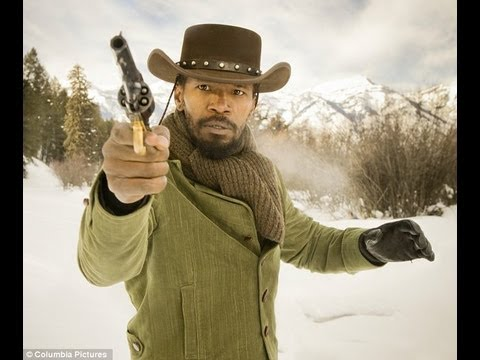 Django Unchained Dolls Press Conference - The Jesse Lee Peterson Radio Show
