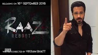 Raaz Reboot LEAKED ONLINE | Emraan Hashmi SHOCKED