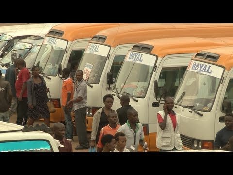 KIGALI CITY NEW PUBLIC TRANSPORT SYSTEM
