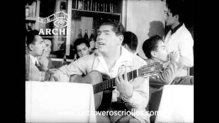 Yo la quería Patita - El Carreta Jorge Pérez (VIDEO 1955)