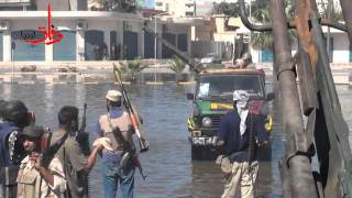 Heavy fighting in the city of Sirte 12 10 2011