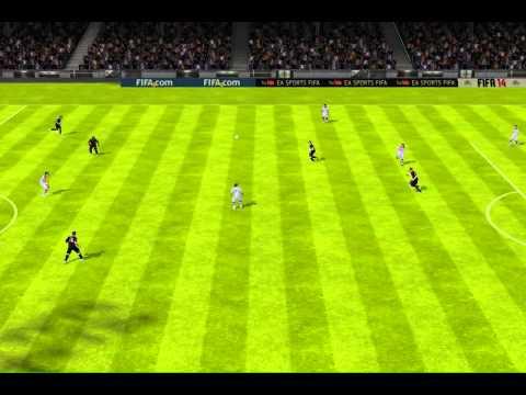 FIFA 14 iPhone/iPad - Hamburg FC vs. RCD Mallorca