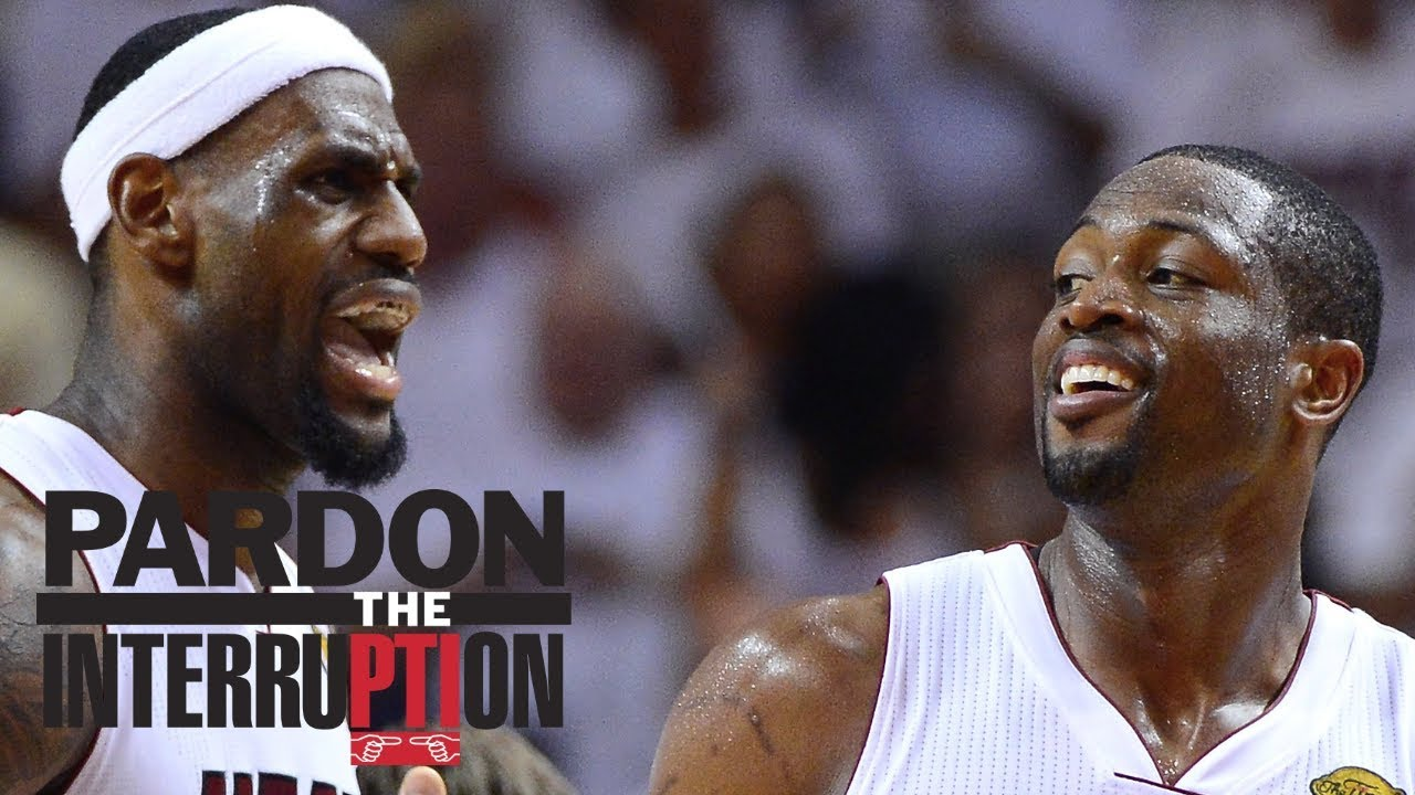 Is Dwyane Wade enough to keep LeBron James on Cavaliers? | Pardon The Interruption | ESPN