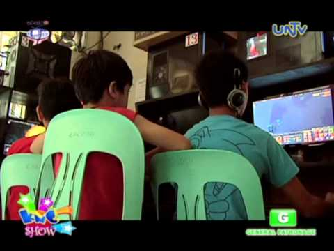 Negative effects of gadgets and internet to kids