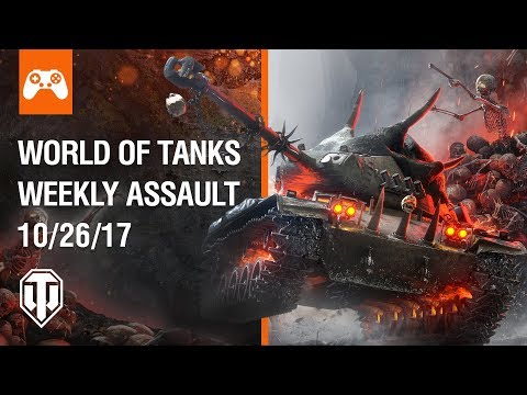 Console: World of Tanks Weekly Assault #26