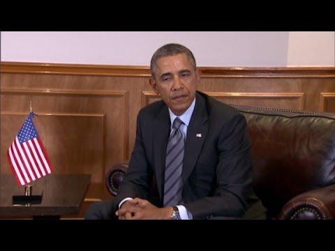 President Obama's remarks on violent Ukraine protests