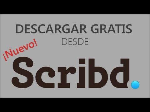 Cómo descargar documentos gratis de Scribd (Oct-2014)