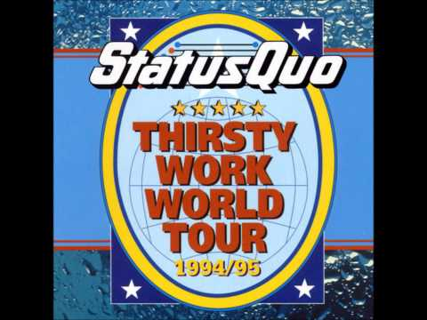 Status Quo - Rude Awakening Time