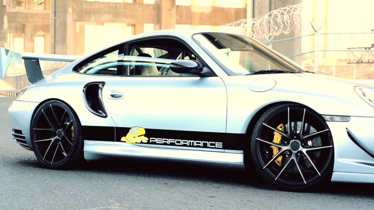 Porsche Twin Turbo Gt2 On 20 Quot Niche Targa Wheels