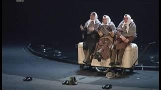 Челябинский драмтеатр затопило. ВИДЕО