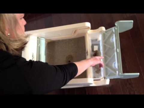 LitterMaid Self Cleaning Litter Box Video Product Review
