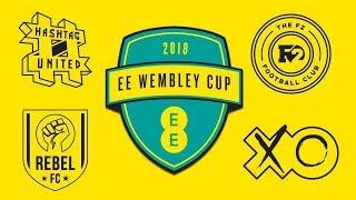 Wembley Cup LIVE FINAL 2018