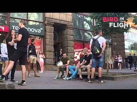 Нападение на геев в Киеве