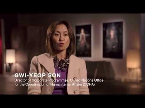 UN-OCHA & Ericsson: Transforming Humanitarian Response