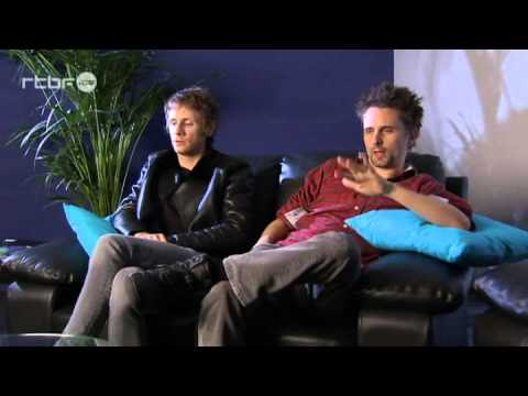 Muse Interview 2012 Belgium