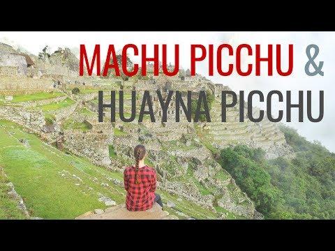MACHU PICCHU - VERSCHOLLEN auf dem HUAYNA PICCHU | Peru Vlog #1