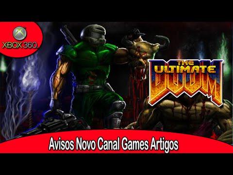 Doom TNT mais aviso novo Canal de Games Artigos