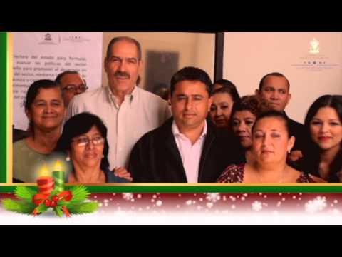 La Familia SAG saluda a toda la población hondureña en estas Fiestas de Fin de Año