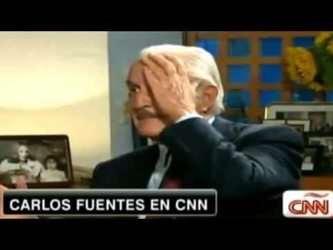 Carlos Fuentes habla sobre Enrique Peña Nieto