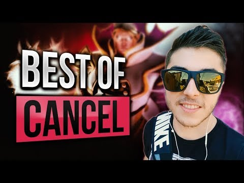 canceL Best Plays and Funny Moments Dota 2