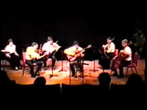 Robert Wetzel&Grossmont String Quartet - Luigi Boccherini - Fandango