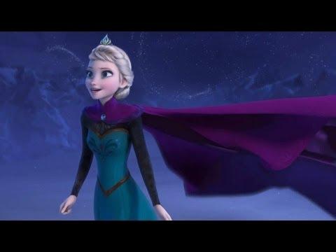 『アナと雪の女王』ミュージック・クリップ:Let It Go/エルサ(松たか子)