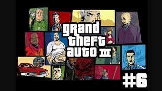 Grand Theft Auto III #6 - PS4 Pro HD - El hermanito de la Yakuza está cabreadillo