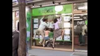 Quảng cáo Nhật Bản - Cực kì hài hước