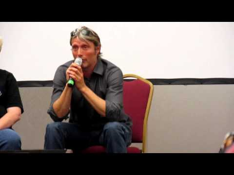 Mads Mikkelsen Horrorhound Q&A Part 2