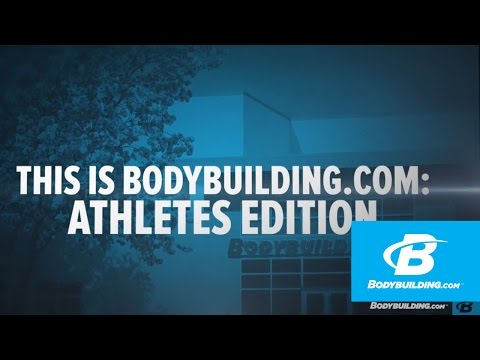 This is Bodybuilding.com: Athletes Version - Bodybuilding.com