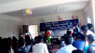 Kala chashma dance by bangali girl
