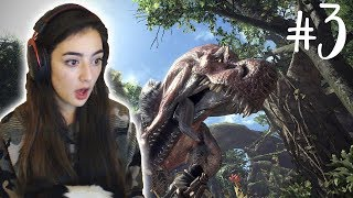 ANJANATH! - Monster Hunter Beta Playthrough - Part 3