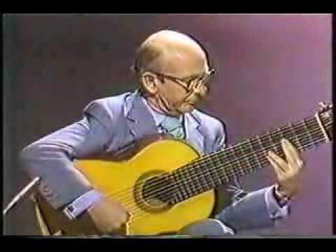 Narciso Yepes plays Tarrega&Falla
