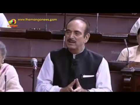 Ghulam Nabi Azad on Power generation by Ministry of Renewable Energies