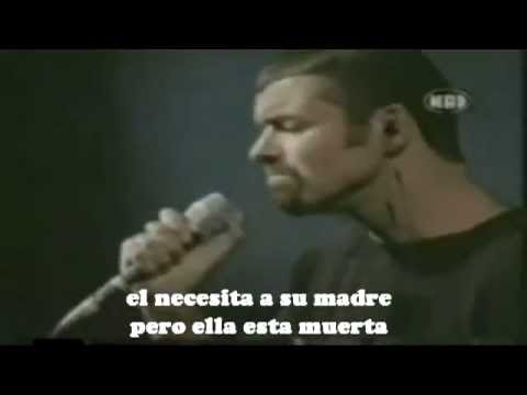 George Michael hand to mouth subtitulado en espaol