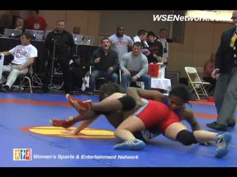 Women&#039;s Freestyle Wrestling - NYAC Holiday International - Part I