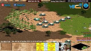 AoE Liên Quân 1 vs Liên Quân 2 Ngày 17-8-2018