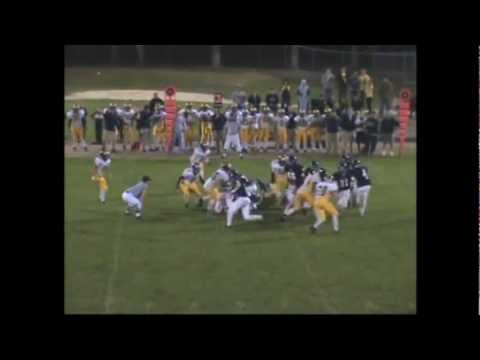 Derek Brown Yale High School Football Highlight Video